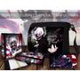 Kit Escolar - Morral + Cubrecarpeta + Cartuchera Tokyo Ghoul