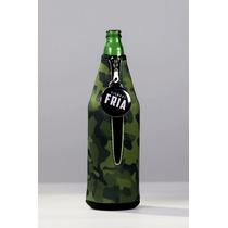 Siempre Fría Camuflada - Funda Térmica Para Cerveza