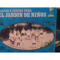 L.p.cantos Y Juegos Para Jardin De Niños