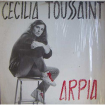 Rock Mexicano, Cecilia Toussaint, ( Arpia ), Lp 12 ´,