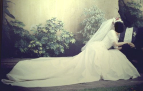 hermoso vestido de novia de chantú color crema - $ 4,500.00 en