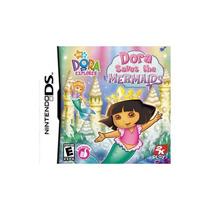 Dora La Exploradora: Dora Salva Las Sirenas - Nintendo Ds