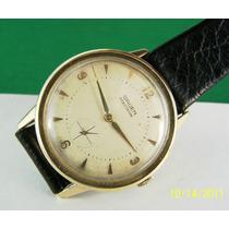 Reloj Gruen Presicion,manual, Laminado En Oro De 10k Subdial