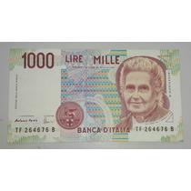 Billete 1000 Liras Italia *007
