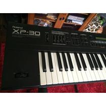 Vendo Teclado Roland Xp 30 Em Excelente Estado!