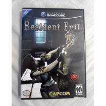 Jogo Resident Evil Remake Completo Para Nintendo Gamecube
