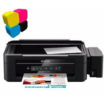 Impresora Multifuncional Epson L355 Sistema Tinta Continuo