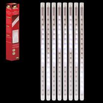 Pisca Gotas Chuva De Led Branco 30cm 144 Leds Natal 110v I70