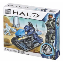 Cenu Siege Bike Halo Megablocks 97116 72 Piezas