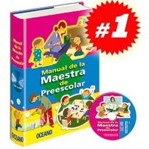 Manual De La Maestra De Preescolar Nuevo Y Original