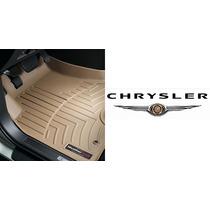 Tapetes Premium Para Chrysler - Weathertech - 1ra Fila