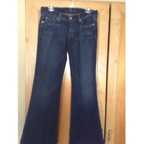 Seven For All Makind Jeans Forever Dama Talla 29