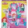 Massinha Play-doh Disney Ariel Castelo Mágico