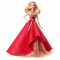 Boneca Barbie Collector 2014 Boneca De Férias Holiday Nova