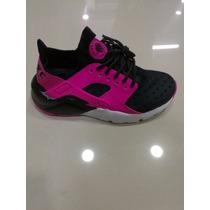 Tenis Tennis Zapatillas Nike Huarache Dama