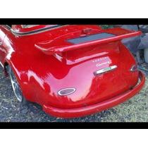Aleron Cola Spoiler Trasero Para Porsche 356 Replica Vw Nvd