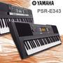 Teclado Marca Yamaha Modelo Psr - E343 100% Original.