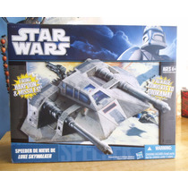Star Wars - Luke Skywalker Snowspeeder Saga Leg Envío Gratis