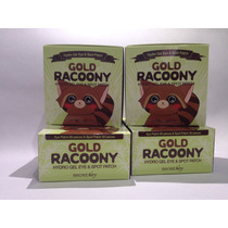 Gold Racoony Parches Anti Ojeras 100%cosmetica Coreana