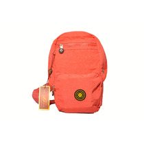 Cartera Para Dama Bellagio Bags Color Naranja