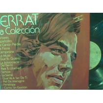 Disco Grande L.p. Serrat La Coleccion