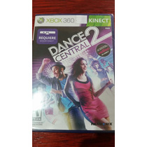 Dance Central 2 Xbox 360 Kinect Nuevo Sellado Disco Fisico