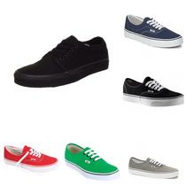 Zapatos Vans 100% Calidad Garantizada.