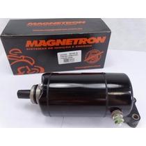Motor De Partida/ Arranque Cb 400/ Cb 450 Magnetron