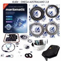 Master Kit Cambio Aut Omega Australiano 99/04 3.8 4l60e 4l60