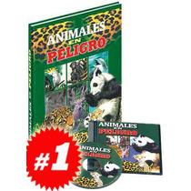 Animales En Peligro 1 Vol + 1 Cd
