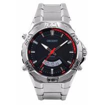 Promoção Relógio Orient Ana Digi Lançamento Mbssa046 + Frete