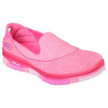 Zapatos Skechers Para Damas Go Flex Walk 14010 - Hpk