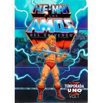 He-man Y Los Amos Del Universo Paquete Con Temporada 1 2 Dvd