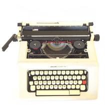 Maquina De Escribir En Buenas Condiciones Olivetti Studio 46