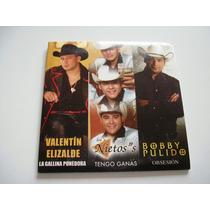 Valentín Elizalde /cd Single - La Gallina Ponedora