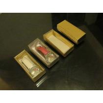 Cajas De Carton Metalico Dije,reloj,etc.$ 3.50 C/u