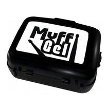 Abafador De Tambores Luen Muff Gel Kit Com 6 Uni