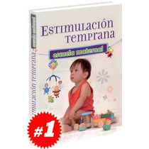 Estimulación Temprana Escuela Maternal 1 Vol + 1 Dvd