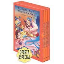 El Reino De La Fantasía (cuentos Infantiles) 3 Vols