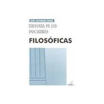 Libro Historia De Las Doctrinas Filosóficas, Raúl G. Sáenz.