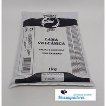 Argila Medicinal Lama Vulcânica Corporal 1kg Geo - Original