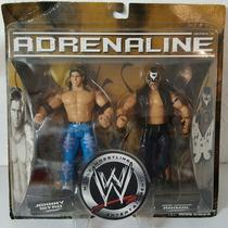Wwe Adrenaline Serie 18 Johnny Nitro & Animal Road Warrior