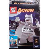 Decool Batman Blanco