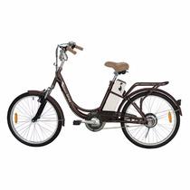 Bicicleta Electrica Yukon Urbana Llantas 24 Motor 250w 24v
