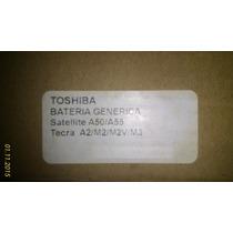 Batería Toshiba Satellite A50 / A55 Nuevas Remplazo..!!!