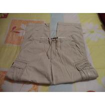Pantalon Tipo Cargo American Eagle Mossimo Caballero 34x34