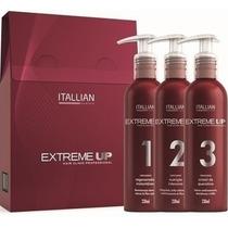 Itallian Extreme-up Kit Hair Clinic + Brinde Plex Powder 5g