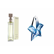 Kit Eternity Ck E Angel 35ml Eau De Parfum Frete Gratis