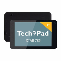 Tablet Xtab 785 Dual Core 7 Pulg Android 4.4 Negro Techpad