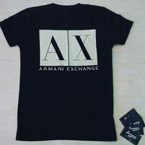 Camisetas Armani Exchange Importada Do Peru Lançamentos